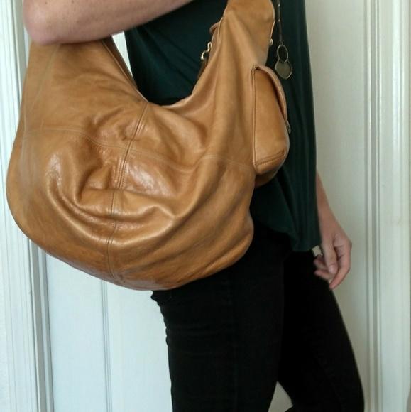 Zina Eva Handbags - Zina Eva Leather hobo purse